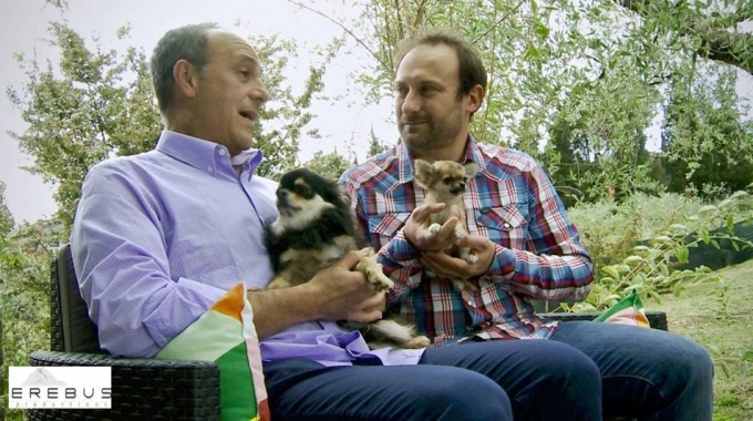 I nostri cani su Canale 5 – TG5