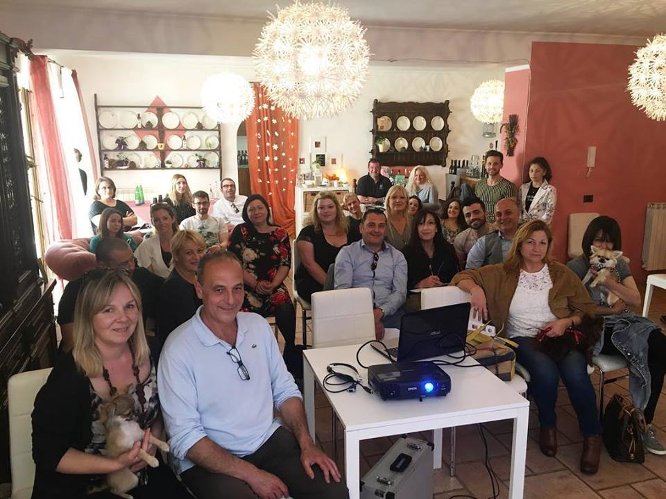 1st Seminar in Rome